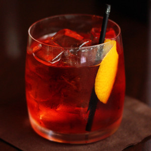 Negroni on Fix Your Drink