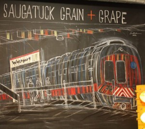 Saugatuck Grain and Grape in Westport